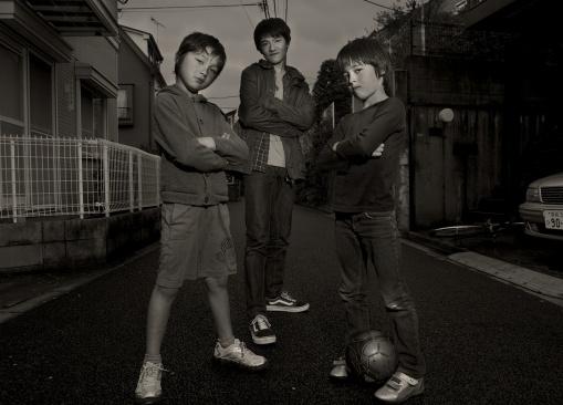 3 lads